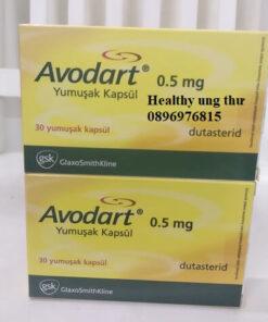 Thuốc Avodart 0.5mg giá bao nhiêu? Mua thuốc dutasteride ở đâu?