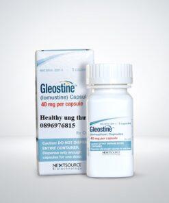 Thuoc Gleostine 40mg Lomustine gia bao nhieu