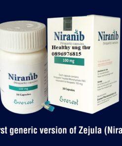 Thuốc Niranib 100mg Niraparib giá bao nhiêu (2)