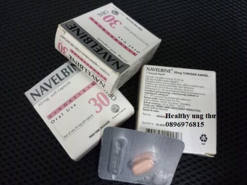 Thuốc navelbine 30mg vinorelbine giá bao nhiêu (5)