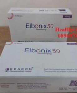 Lieu dung Elbonix 25mg 50mg nhu the nao
