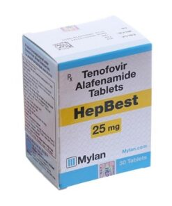 Cach dung Hepbest 25mg