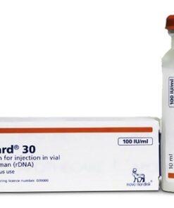 Thuốc Mixtard 30 điều trị bệnh tiểu đường (1)