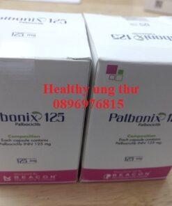 Thuốc Palbonix 125mg Palbociclib điều trị ung thư vú giá bao nhiêu (2)