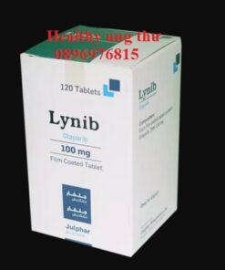 Thuốc Lynib 100mg Olaparib điều trị ung thư buồng trứng (2)