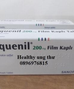 Thuoc Plaquenil 200mg Hydroxychloroquine gia bao nhieu
