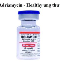 Thuoc Adriamycin 2mg ml Doxorubicin dieu tri nhieu loai ung thu