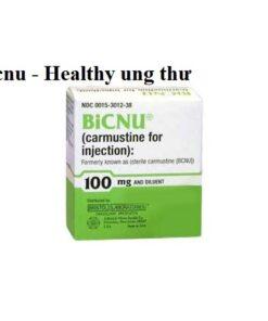 Thuoc Bicnu 100mg Carmustine Cong dung lieu dung cach dung